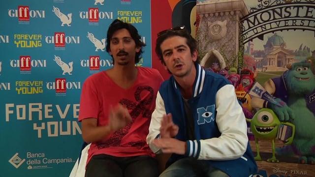 Giffoni Talks I Soliti Idioti