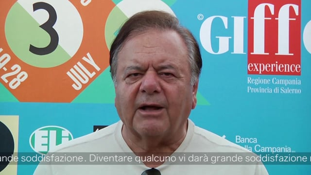 Giffoni Talks Paul Sorvino