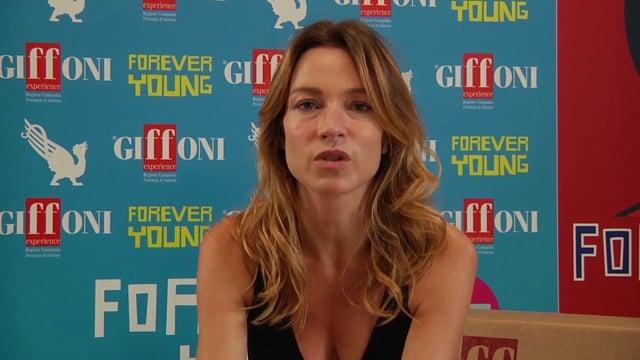 Giffoni Talks Stefania Rocca