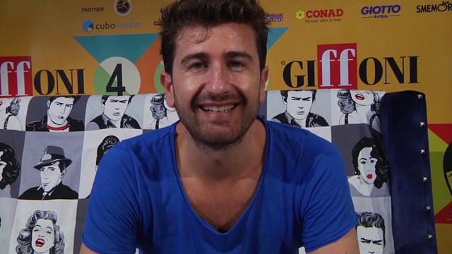 Giffoni Talks Alessandro Siani