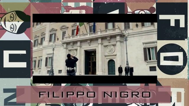 Welcome Filippo Nigro