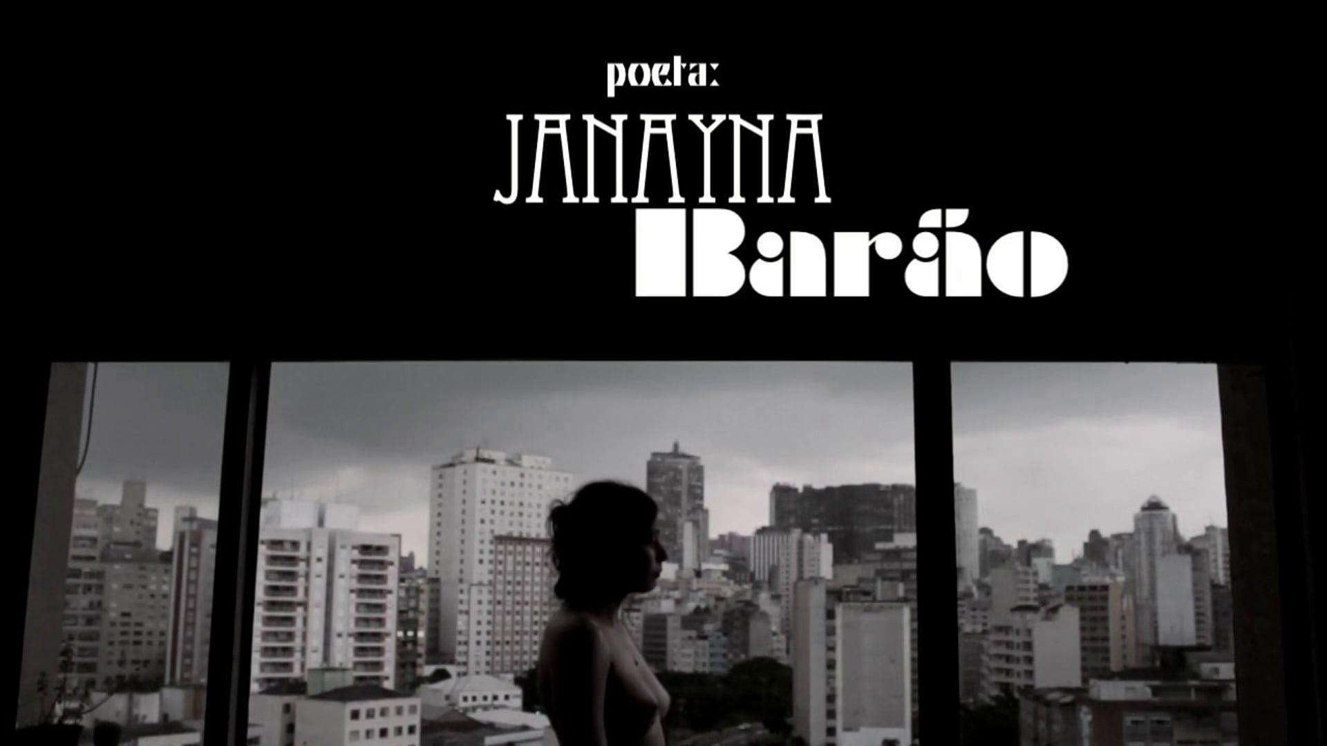 Janayna Barão - Tempestade em corpo d'água