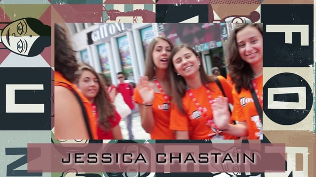 Welcome Jessica Chastain