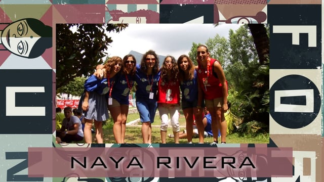 Welcome Naya Rivera