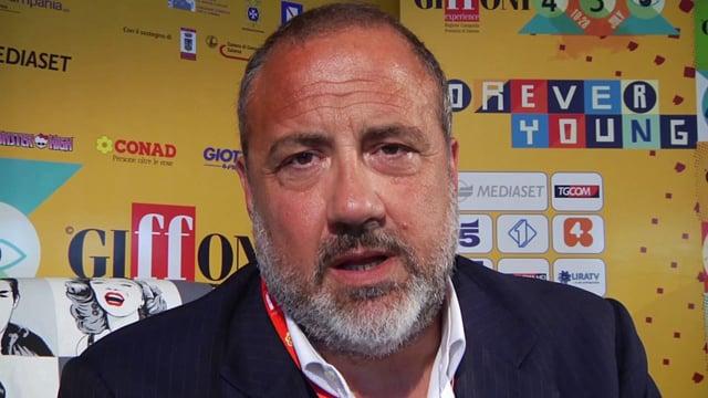 Giffoni Talks Marcello Masi