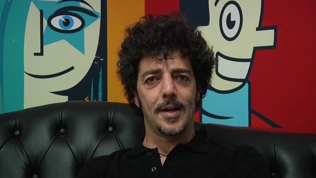 Giffoni Talks Max Gazzè
