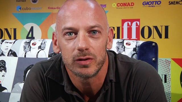 Giffoni Talks Filippo Nigro