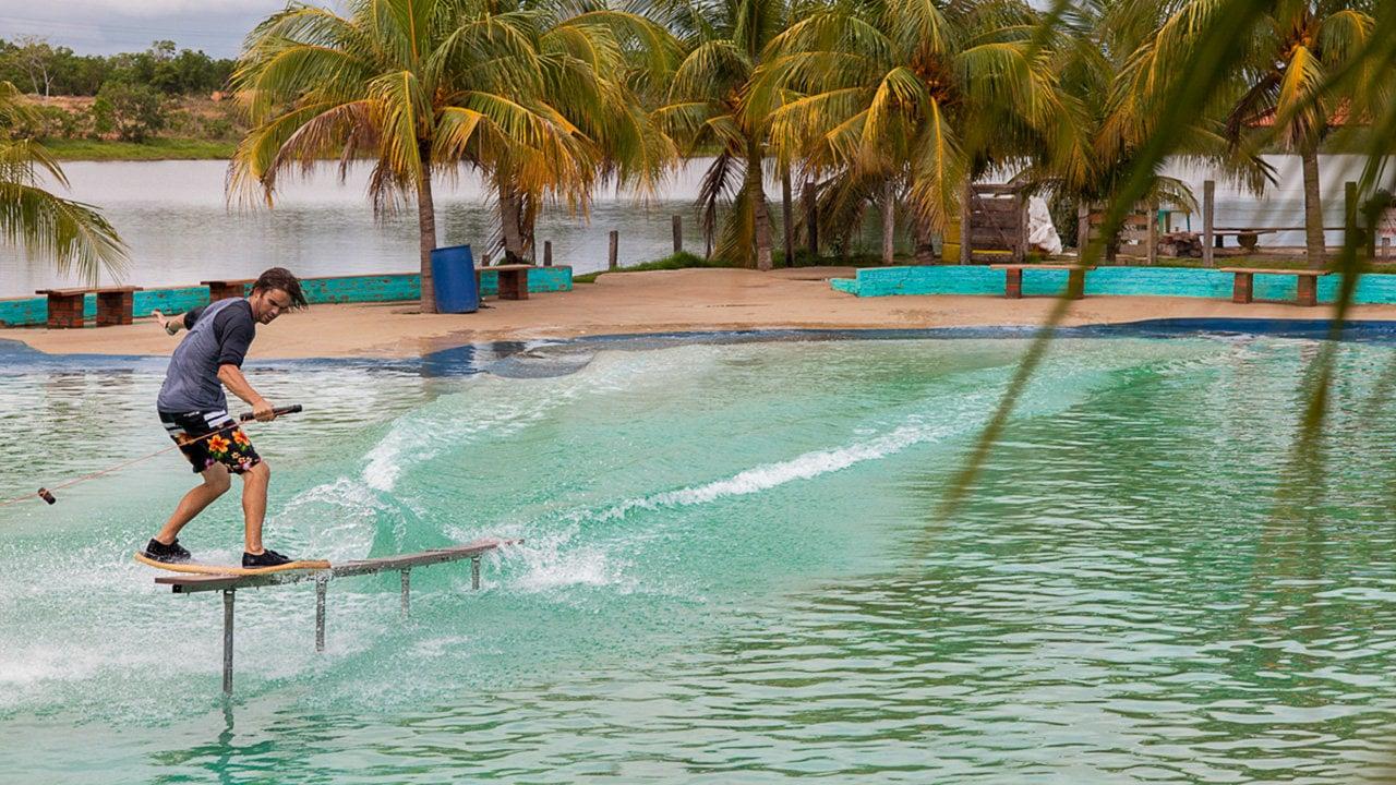 Episódio 7 - A piscina paradisíaca