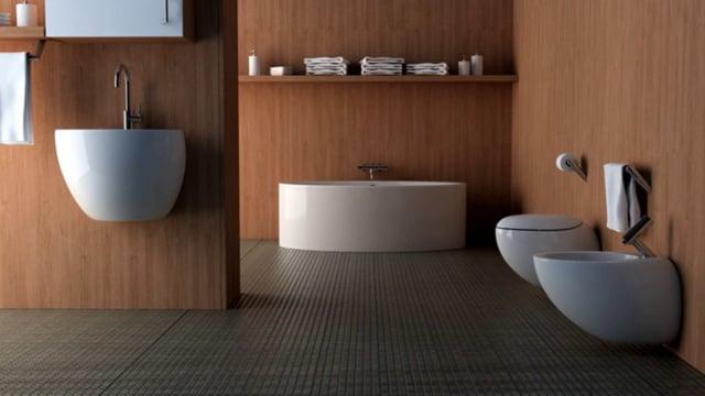 Bathroom Design Animation