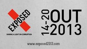 Exposed 2013: Corrupção (Portuguese)