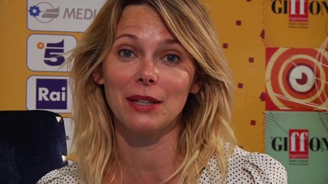 Giffoni Talks Barbora Bobulova