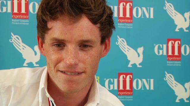Giffoni Talks Eddie Redmayne