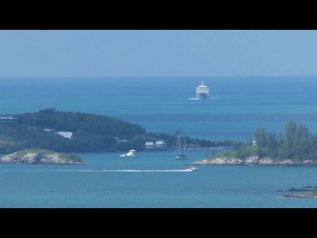 Bermuda Cruise Ship