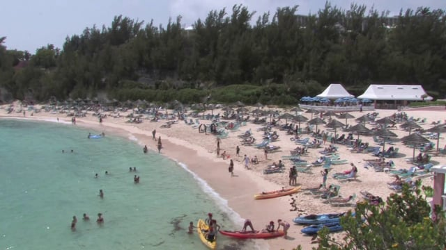Bermuda Resort Hotel Beach