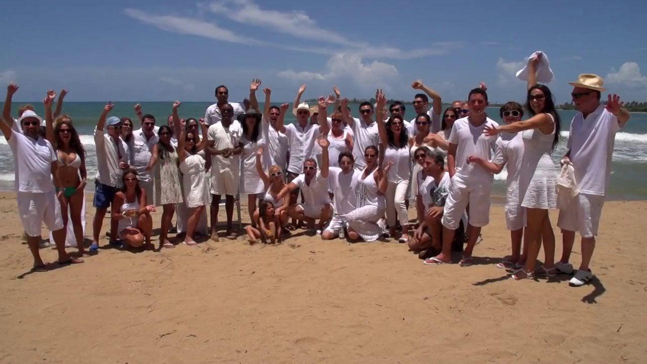 David & Leila Destination Wedding, Concept Film & Same Day Edit St. Regis Bahia Beach Resort with Tropical Weddings Puerto Rico