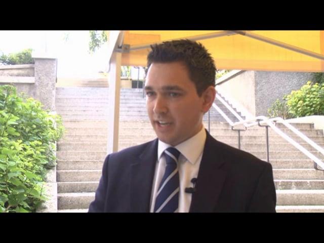 Elite Summit - Interview: Simon Pinner, SEI Investments (Europe) Ltd