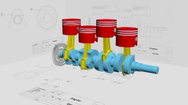 CAD Drawing and 3D Rendering