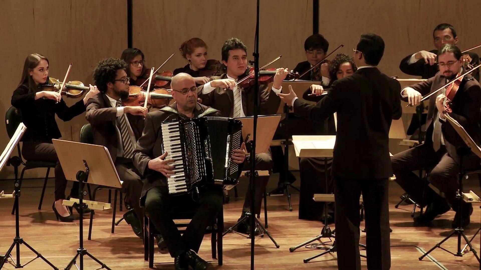44º Festival de Inverno de Campos do Jordão   Camerata Fukuda e Toninho Ferragutti
