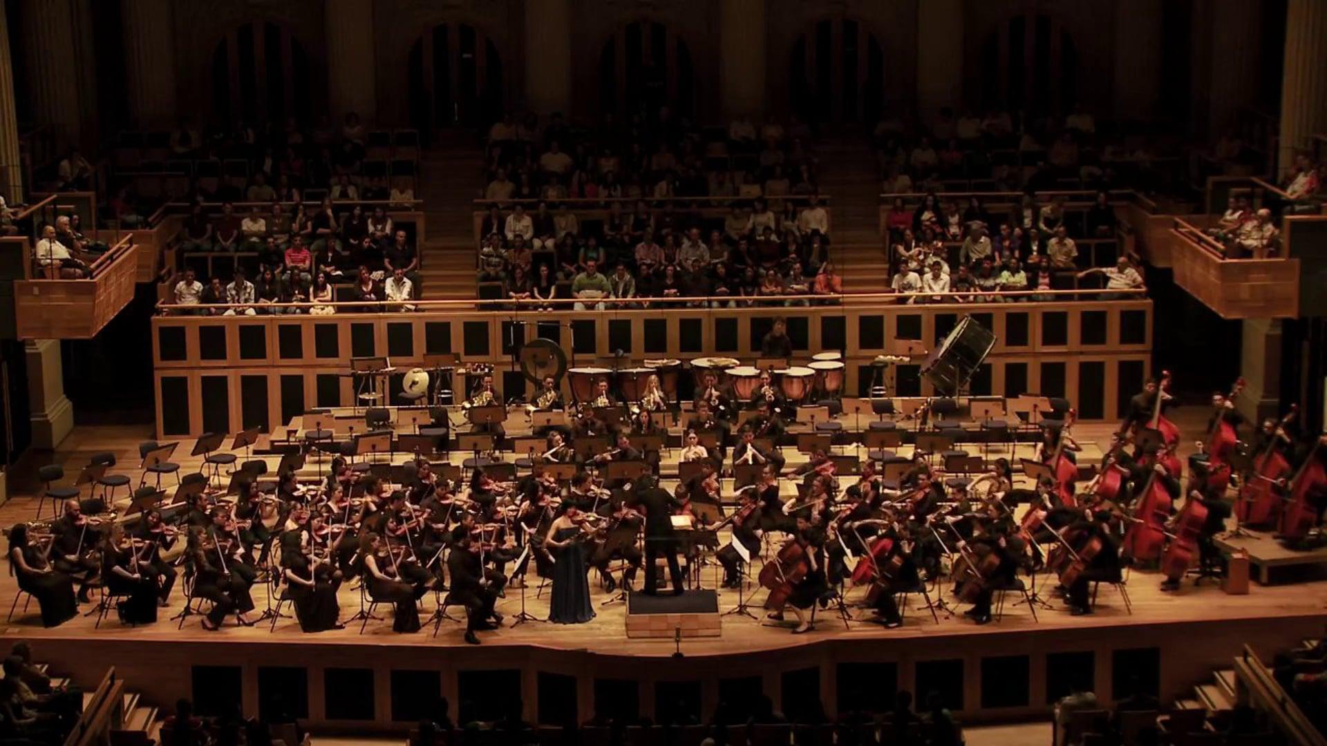 44º Festival de Inverno de Campos do Jordão   Concerto de Encerramento da Orquestra do Festival