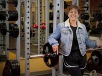 Witness Christine's Fitness Journey Video