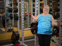 Witness Brenda's Fitness Journey Video