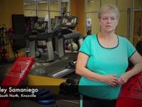 Witness Shirley's Fitness Journey Video