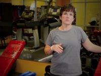 Witness Angela's Fitness Journey Video