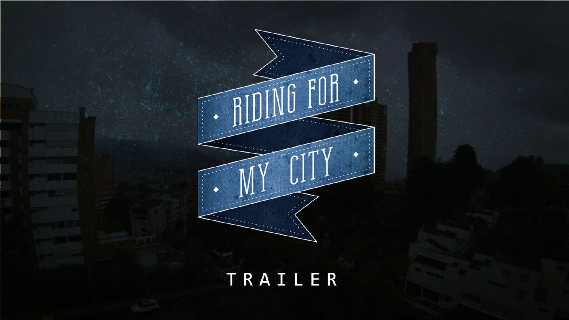 TRAILER - RIDING FOR MY CITY - MUTANTY BIKE CO