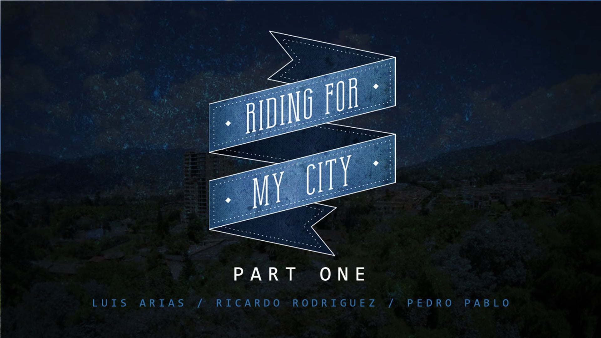 PART ONE - RIDING FOR MY CITY - MUTANTY BIKE CO