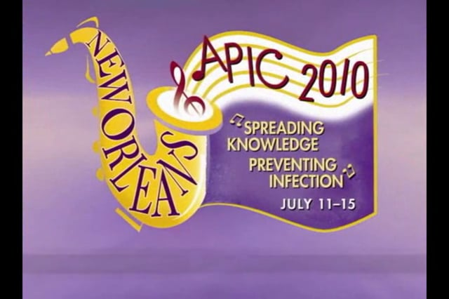 The Association for Professionals in Infection Control and Epidemiology (APIC)