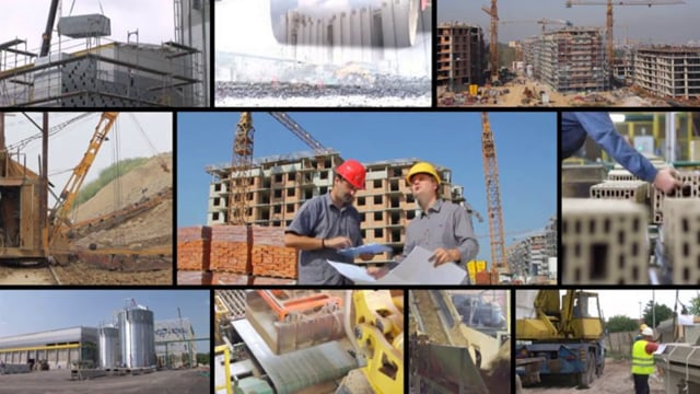 General Contractor Collage
