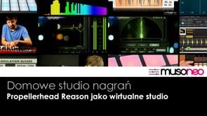 DAW a la wirtualne studio