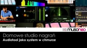 DAW online na przykładzie Audiotool