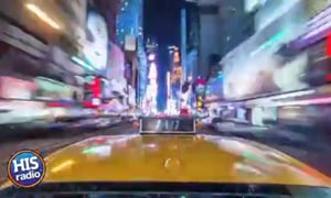 NYC Time Lapse Video
