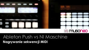 Nagrywanie MIDI