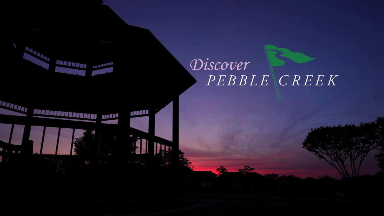 Pebble Creek (web)