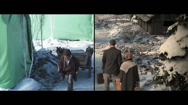 'Paladin' FX: Before & After