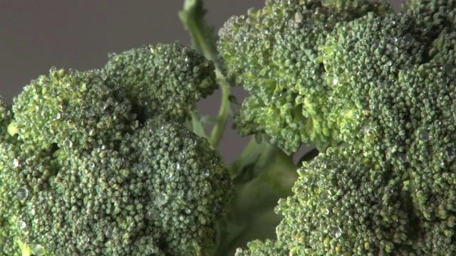 Green Broccoli Florets