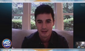 Skyping Live with Kristian Stanfill