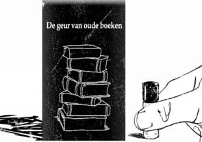 Teaser ' De geur van oude boeken '