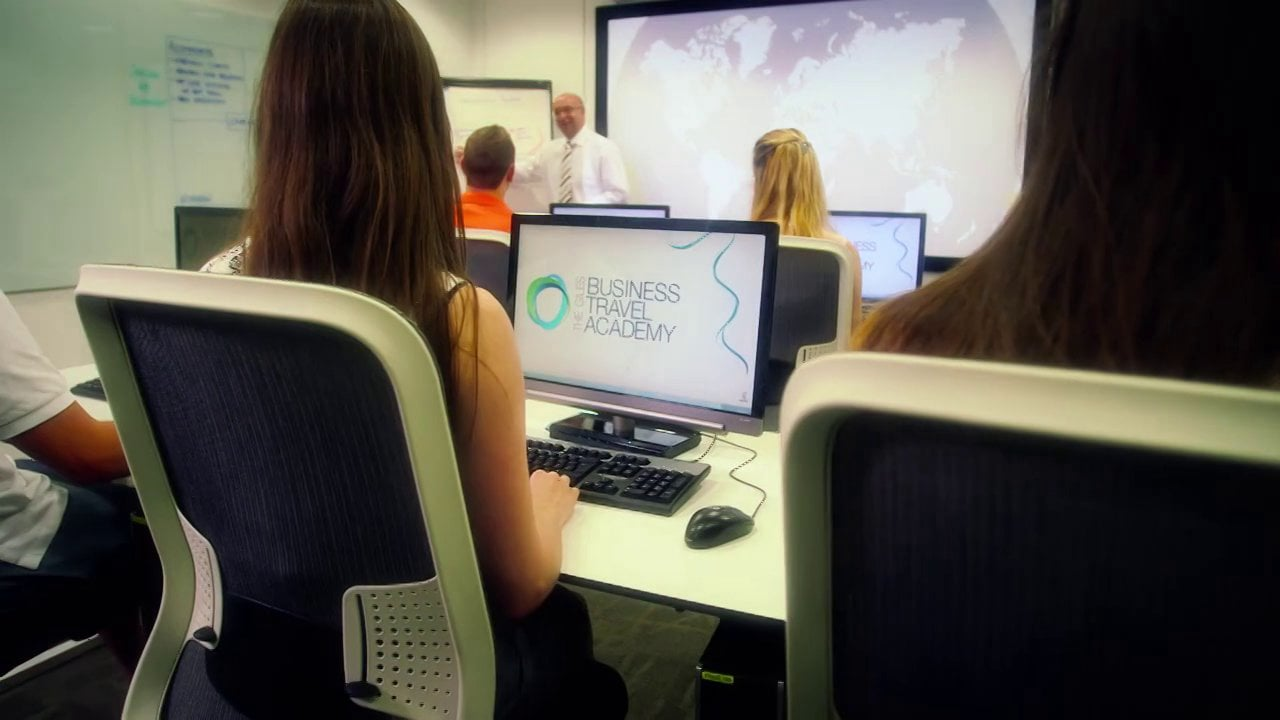 Teaser: The Giles Business Travel Academy