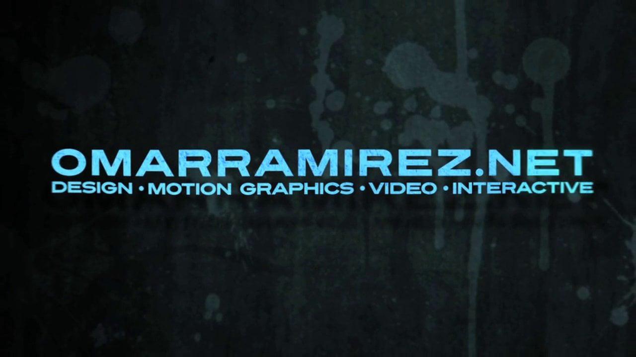 Omar Ramirez - Reel: 2010 - Home Entertainment