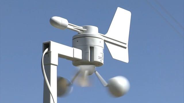 Anemometer and Weather Vane