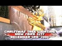 Tree Lighting, NY - December 3, 2008