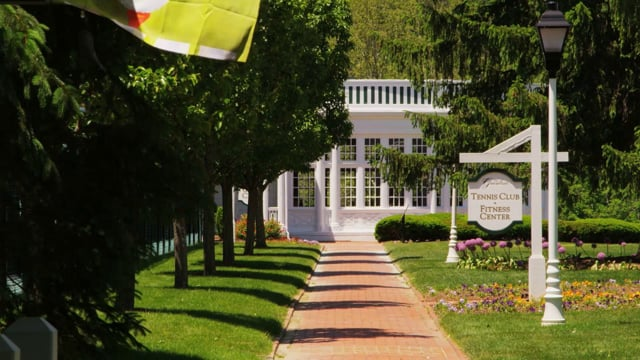 Greenbrier Tennis Club and Fitness Center