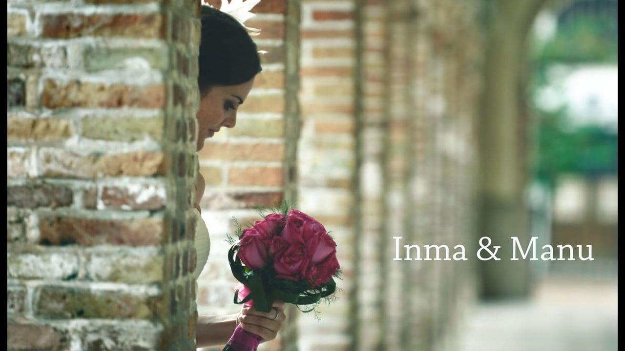"""Boda de Inma y Manu - """"Una delicia"""""""