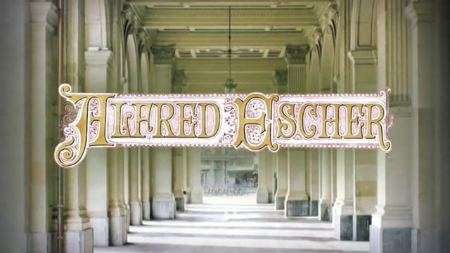 Alfred Escher - English