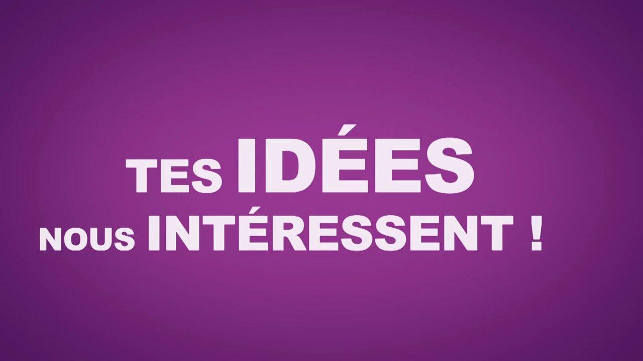 Huy à tes idées