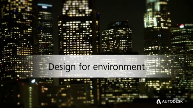 Autodesk: Building Performance Analysis