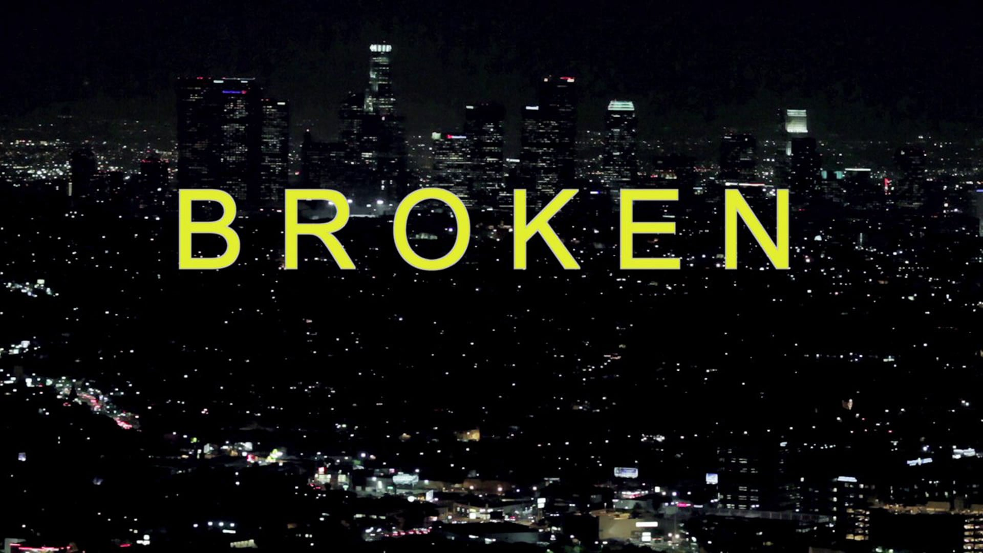 "Teaser ""Broken"""